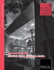 Catálogo Noviembre Diciembre 2017