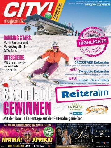 City-Magazin Ausgabe 2017-LINZ