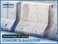 Things to Know About Safety Barrier before Purchasing