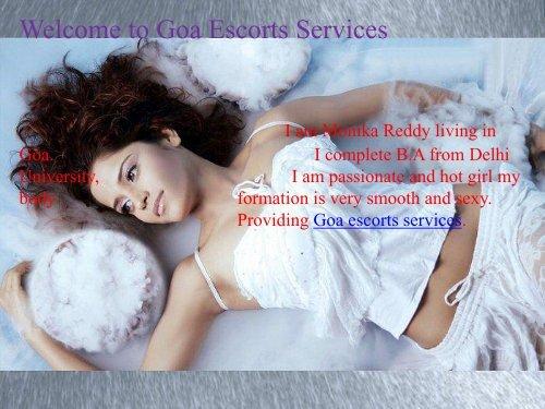 Goa Celebrity Escorts   www.mygoaescorts.com   Hot Goa Escorts