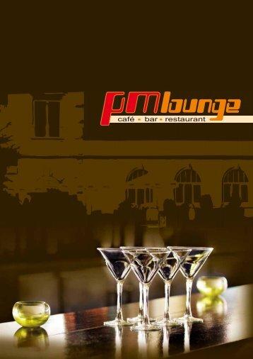 Speisekarte_PM Lounge