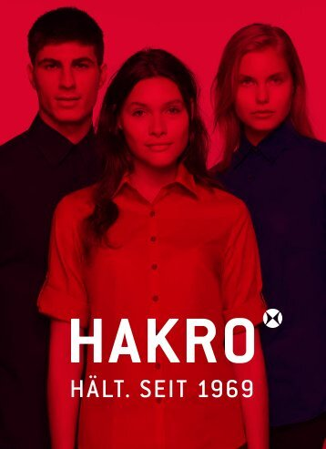 Corporate Fashion in Premium-Qualität von Hakro