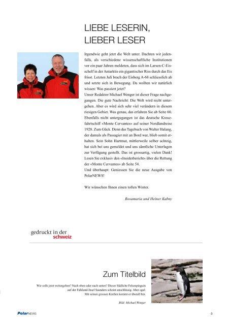 PolarNEWS Magazin - 26 - D