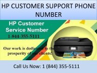 HP Customer Support Phone Number 18443555111, HP Care