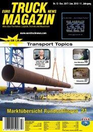 Euro Truck News Digital Nr. 13/2017