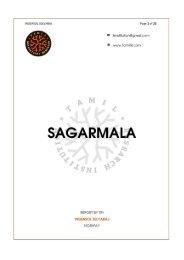 BIMSTEC SAGARMALA Report by TRI