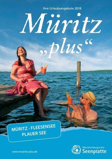 "Müritz ""plus"" 2018"