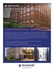 The New York Chelsea Data Center