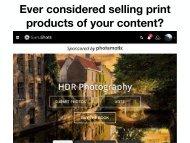 How Peecho delivers print revenues to content platforms
