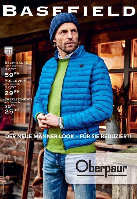 Oberpaur Basefield Menswear
