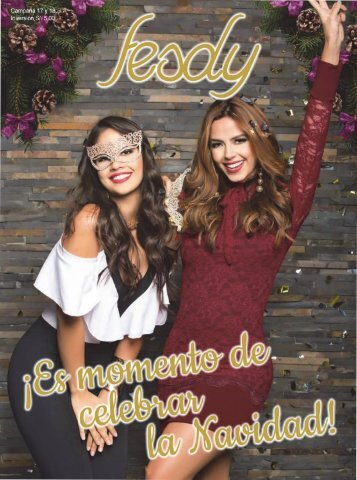 Catalogo Fesdy - Campaña 17-18