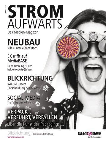 MEDIAHAUS Kundenjournal Herbst 2017