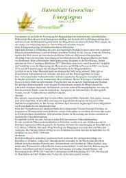 Datenblatt GreenStar