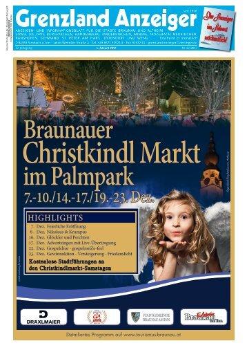 1. Advent 2017 Grenzland Anzeiger