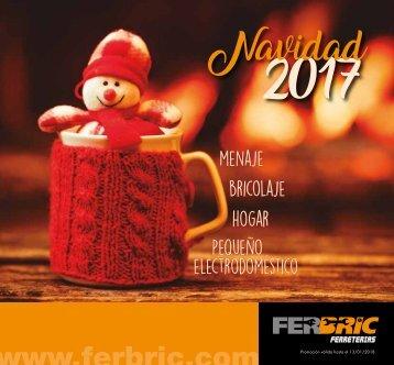 FERBRIC Catálogo Navidad 2017