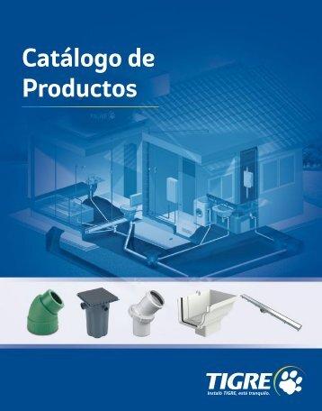 Catálogo de productos 2017 - Tigre