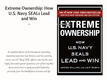 extreme ownership torrent