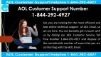 Support for AOL Email +1-844-292-4927 - AOL Technical Support USA - Page 5