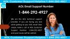 Support for AOL Email +1-844-292-4927 - AOL Technical Support USA - Page 6