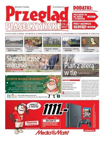 Przegląd Piaseczyński, wydanie 174