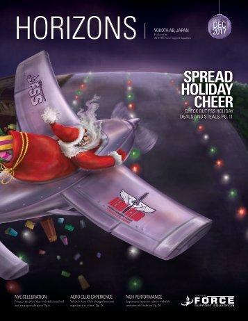 Horizons Magazine   December 2017