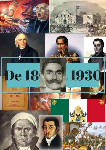 De 1810 a 1911 (1)