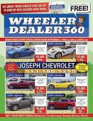 Wheeler Dealer 360 Issue 48, 2017