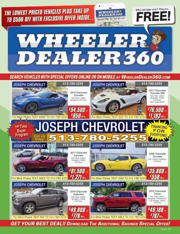 Wheeler Dealer 360 Issue 48, 2017