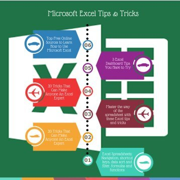 Microsoft Excel Tips & Tricks