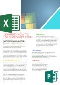 Top Free Online Sources To Learn How to Use Microsoft Excel - Page 2