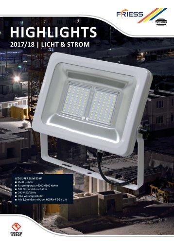 Aktion Licht  Strom 2017-2018