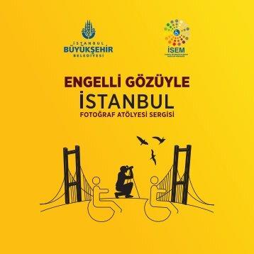 Engelli Gözüyle İstanbul Katalog