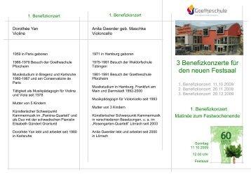 Matinée - Waldorfschule Pforzheim