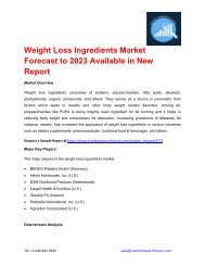 Weight Loss Ingredients Market_pdf