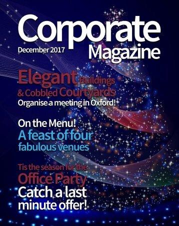 Corporate Magazine December 2017