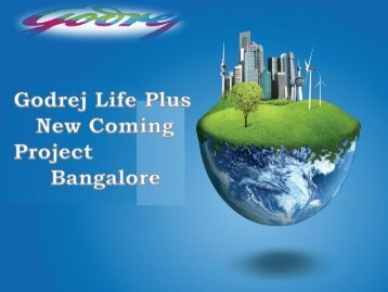 Godrej Life Plus - Price, Review, Bangalore