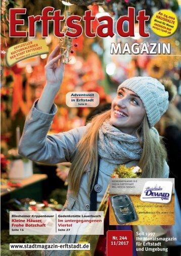 Erftstadt Magazin Dezember 2017