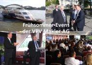 Frühsommer-Event der VPV Makler AG