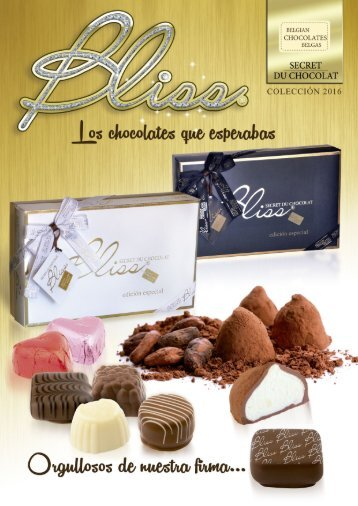 catalogo chocolate prueba