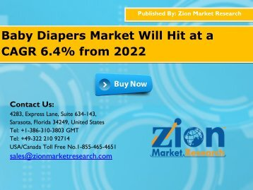 Baby Diapers Market 1