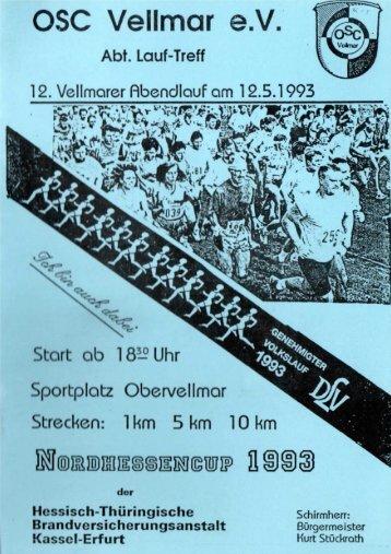 Lauftreff 1993