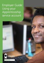 Apprenticeship Service Account Guide