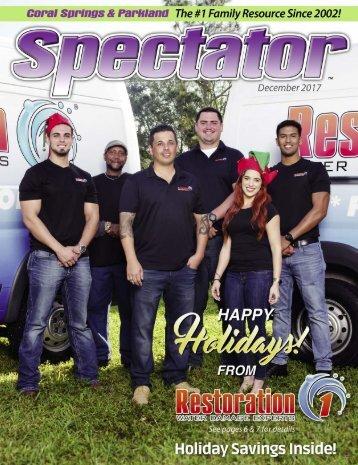 Spectator Magazine Dec 2017(Virtual)