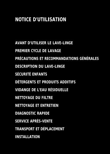 KitchenAid MAXY 12 - MAXY 12 FR (857007686100) Istruzioni per l'Uso