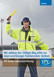 Wer anderen den richtigen Weg weist, hat einen ...  - VPV Makler