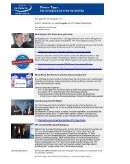 Newsletter Juni 2009 (PDF) - VPV Makler