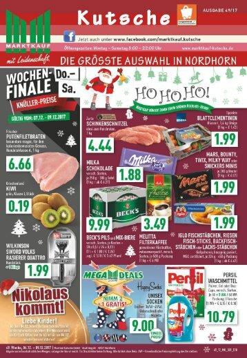 Marktkauf Kutsche KW49