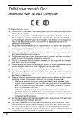 Sony VPCYB2M1E - VPCYB2M1E Documents de garantie Néerlandais - Page 6