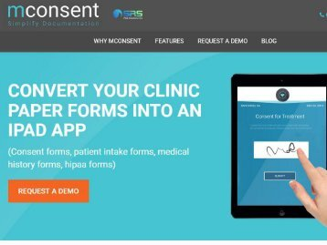 Medical Patient Intake | Informed Consent Forms for Dental Treatment