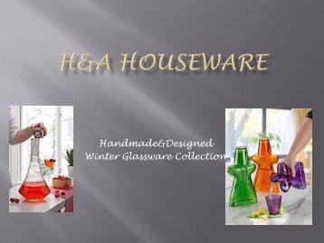 H&A Handmade Glassware pdf